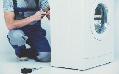Wasmachine maakt herrie bij centrifugeren