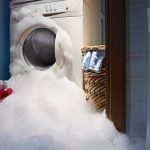 Waarom lekt mijn wasmachine?