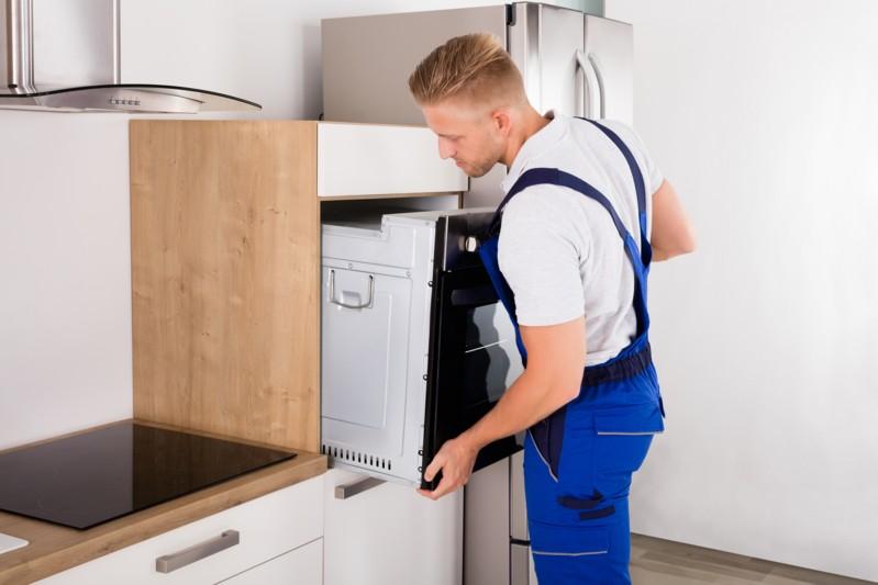 Een oven reparatie is vaak voordeliger