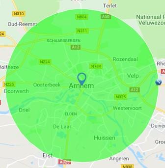 Witgoed reparatie Arnhem