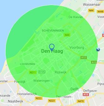 Witgoed reparatie Den Haag