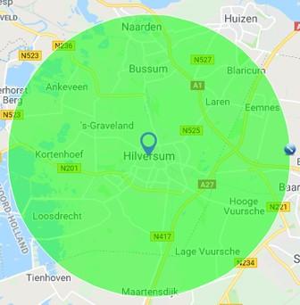 Witgoed reparatie Hilversum | 12 Maanden garantie