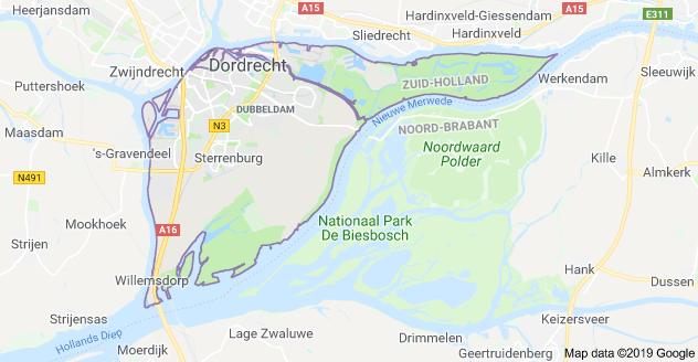 Witgoed reparatie Dordrecht