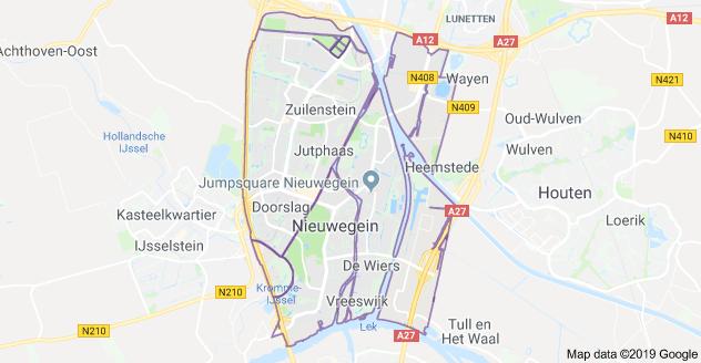 Witgoed reparatie Nieuwegein