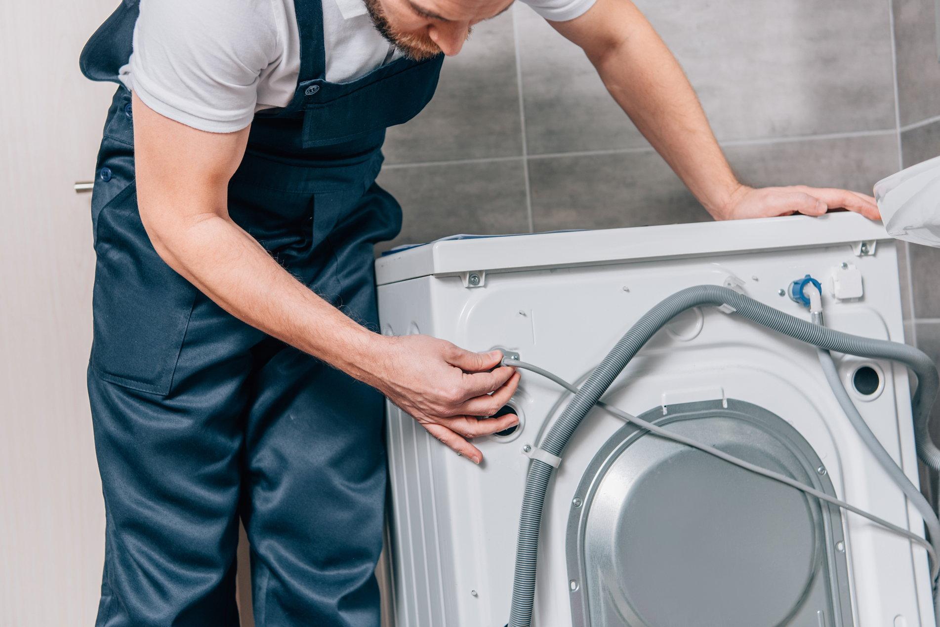 Wasmachine reparatie Noordwijk modern en up to date