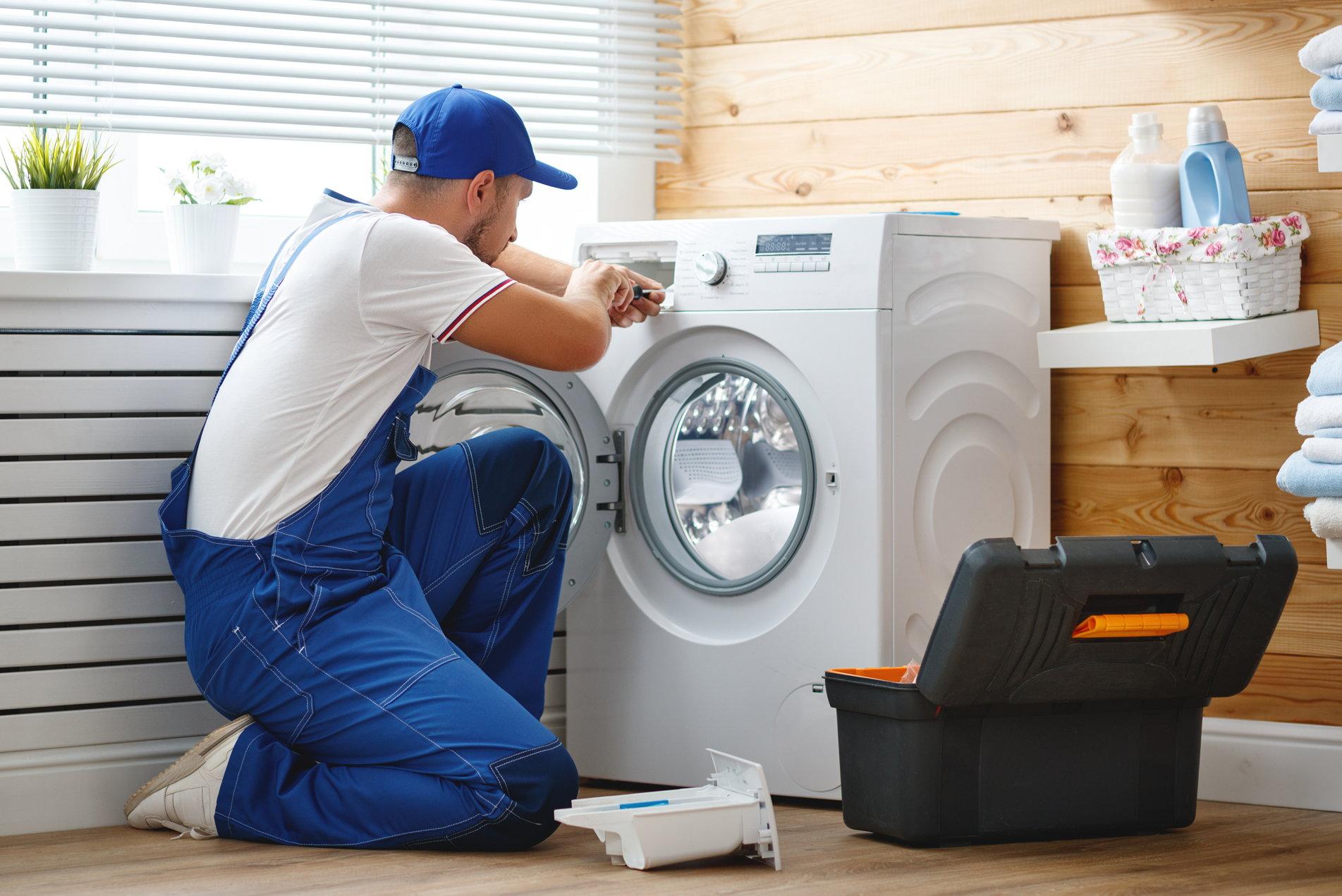 Witgoed & Wasmachine reparatie service in Leiden [Geen voorrijkosten]